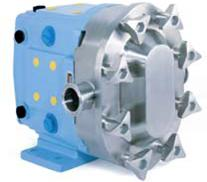 The Waukesha Universal 2 Sanitary Pump Has 17-4 Shafts