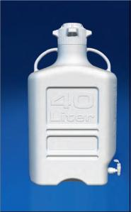 Bio-Simplex 40 Liter Carboy with Spigot