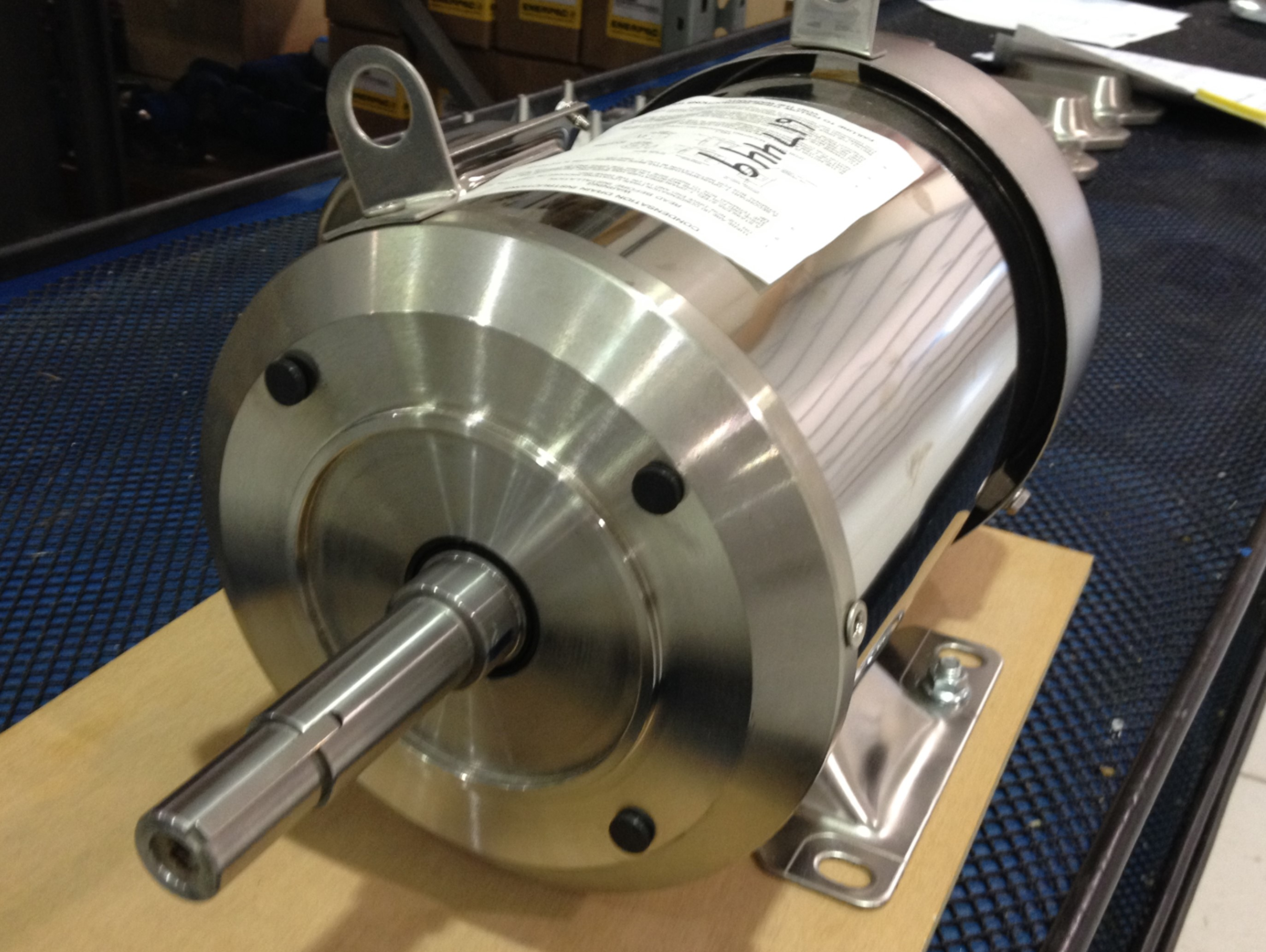 What Is A Jm Frame Motor Why Is It Better For Sanitary