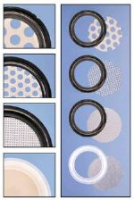 Mesh Options for Screen Gaskets