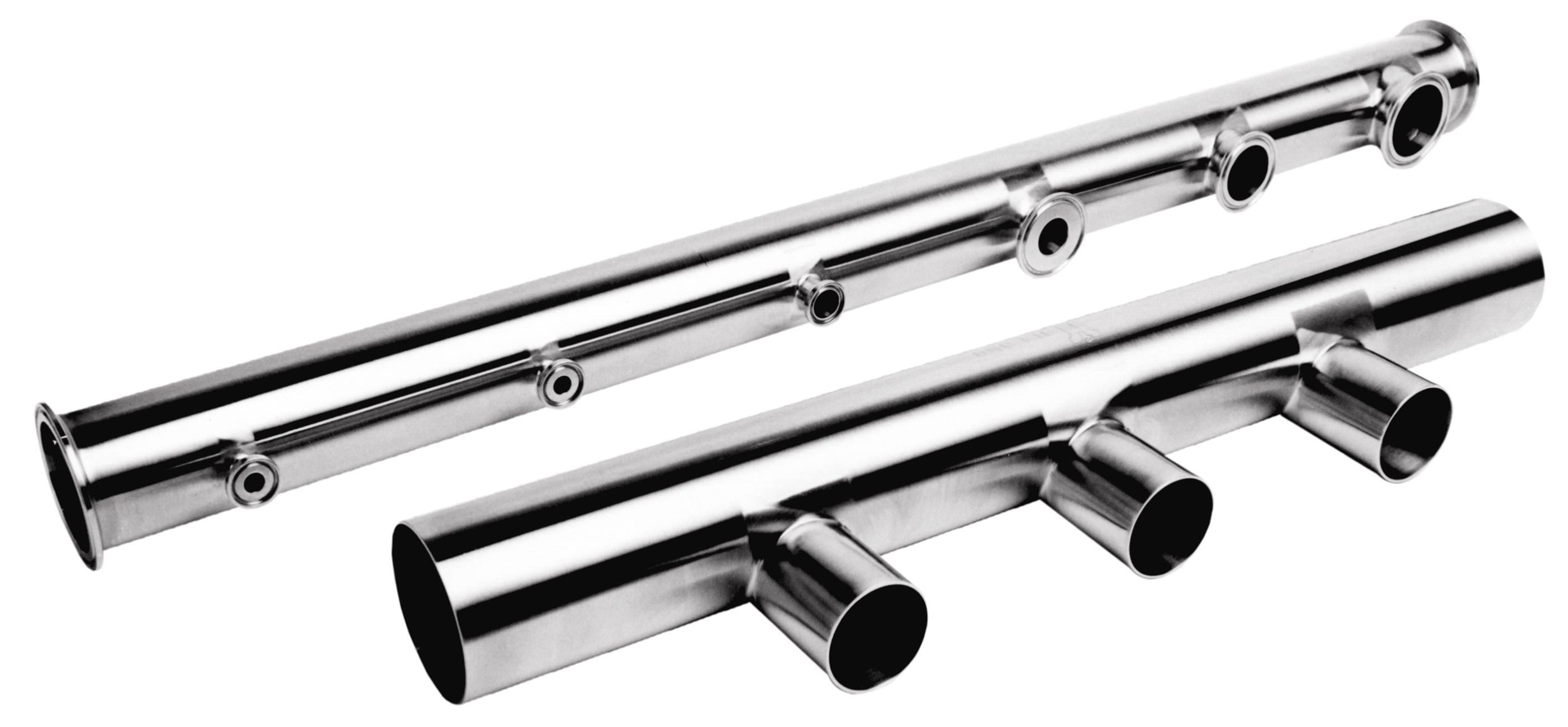 The best techniques to build sanitary stainless steel