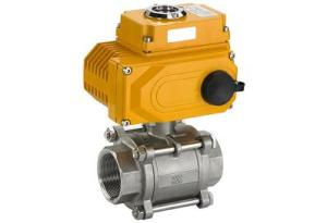Electric Actuators are Normally Only for 1/4 Turn Valves